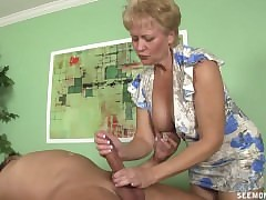 Free Mature Robust Handjob Clips