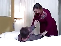 Stepmom Fucks Stepon - Hot Ass Video