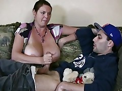 mom jizz - sexy beautiful woman